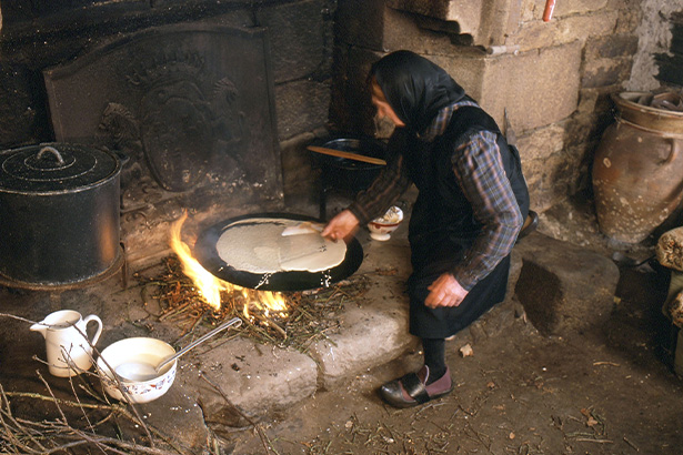 Krampouz, the inventor of the crepe maker