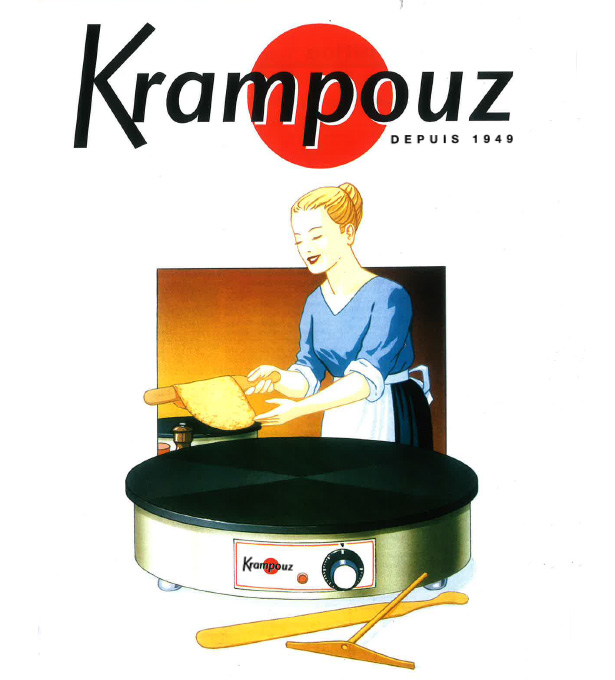 Cooking equipment for professionals and consumers