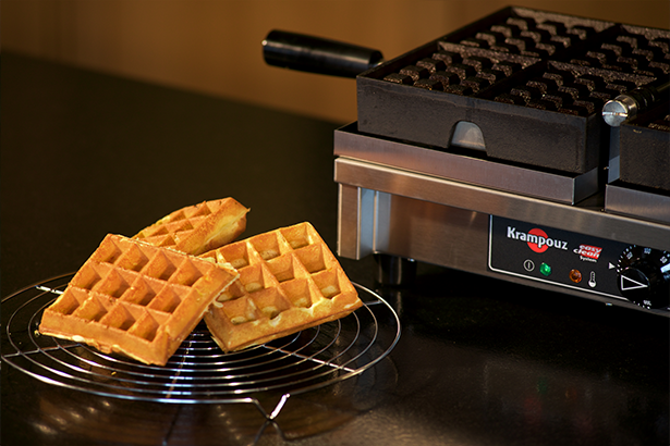 From the pancake maker to the waffle maker